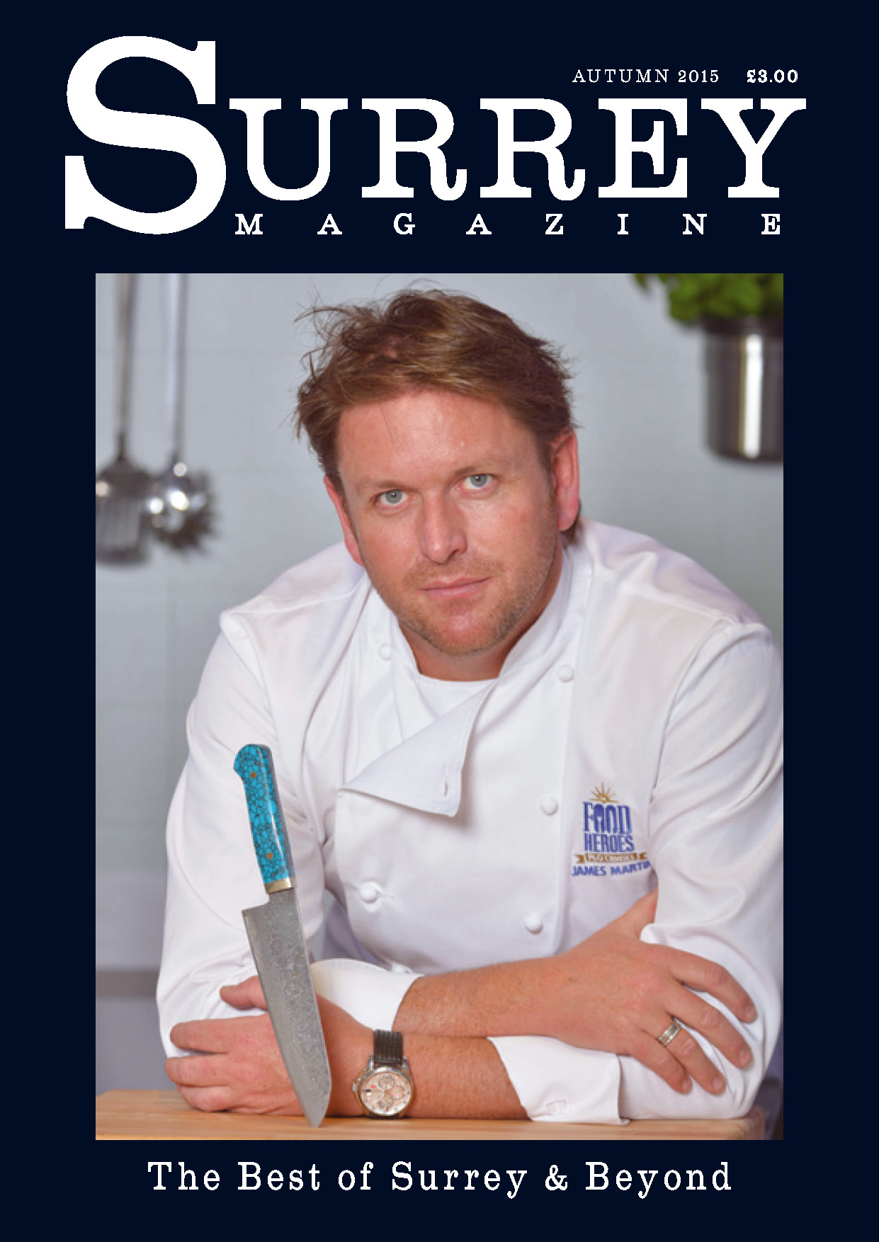Surrey Magazine - Autumn 2015 edition