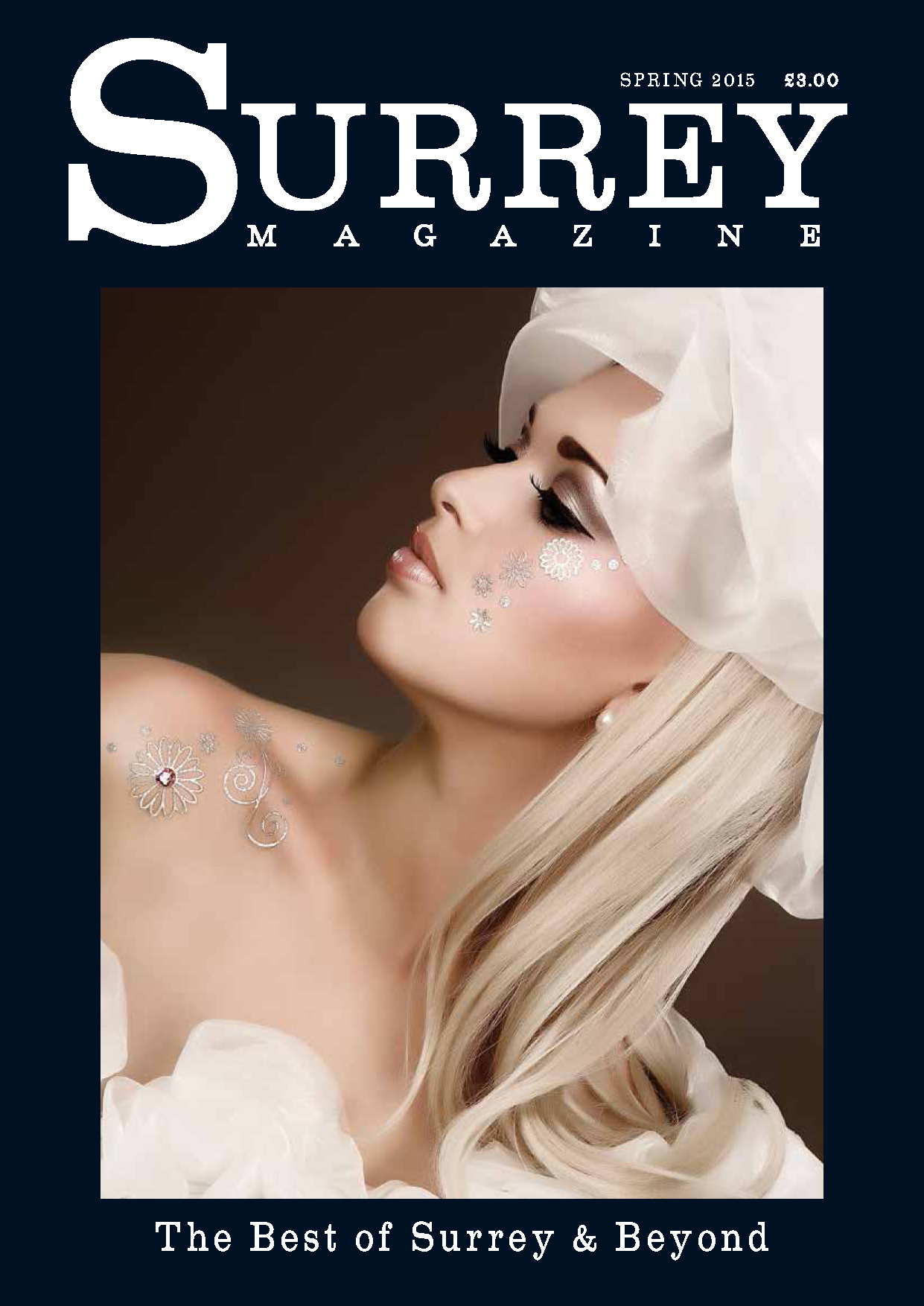 Surrey Magazine Spring 2015 edition