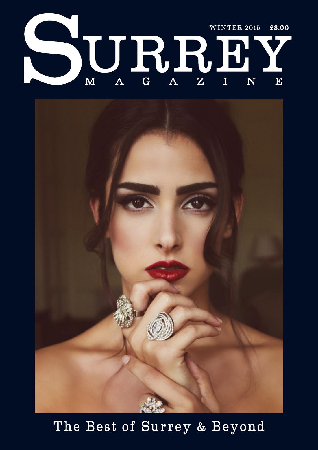 Surrey Magazine Winter 2015