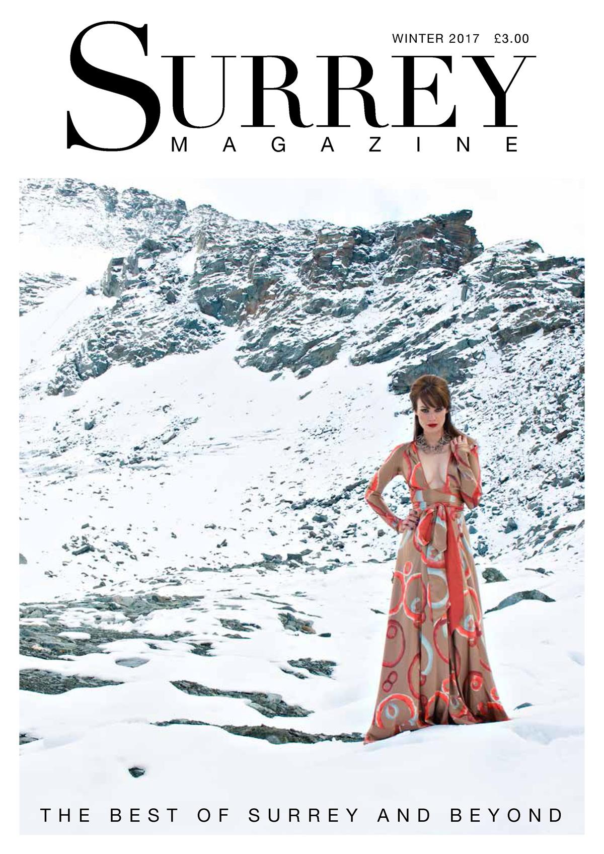 Surrey Magazine Winter 2017 Page 1