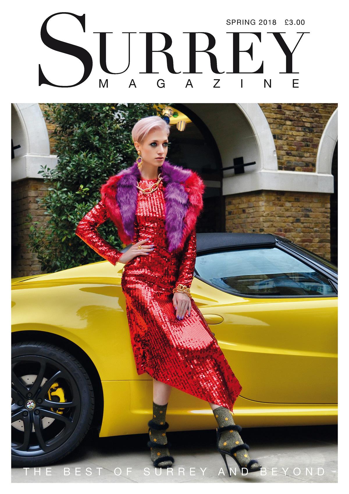 Surrey Magazine Spring 2018 Page 01