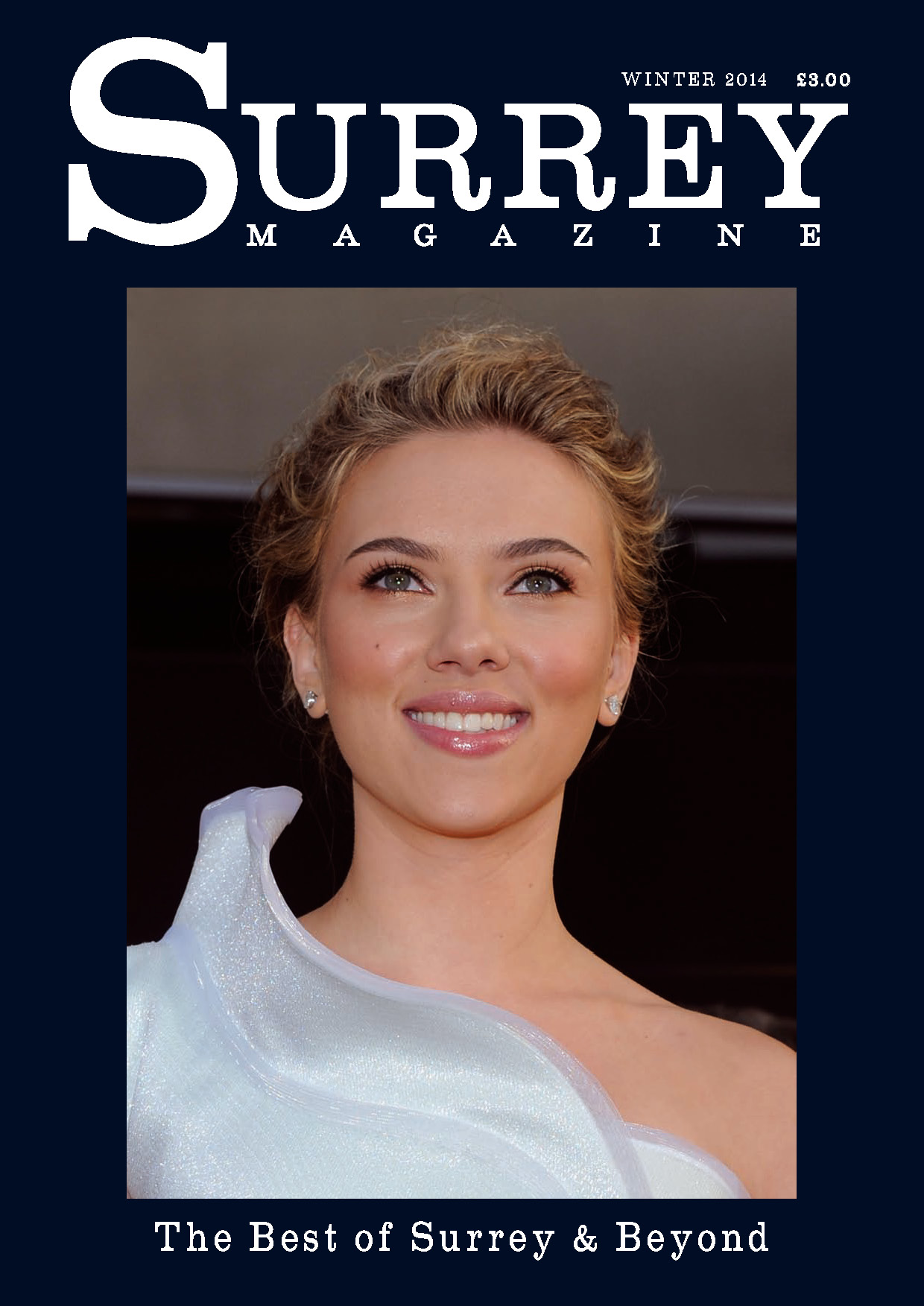 Surrey Magazine - The Best of Surrey and Beyond - Winter 2014 edition