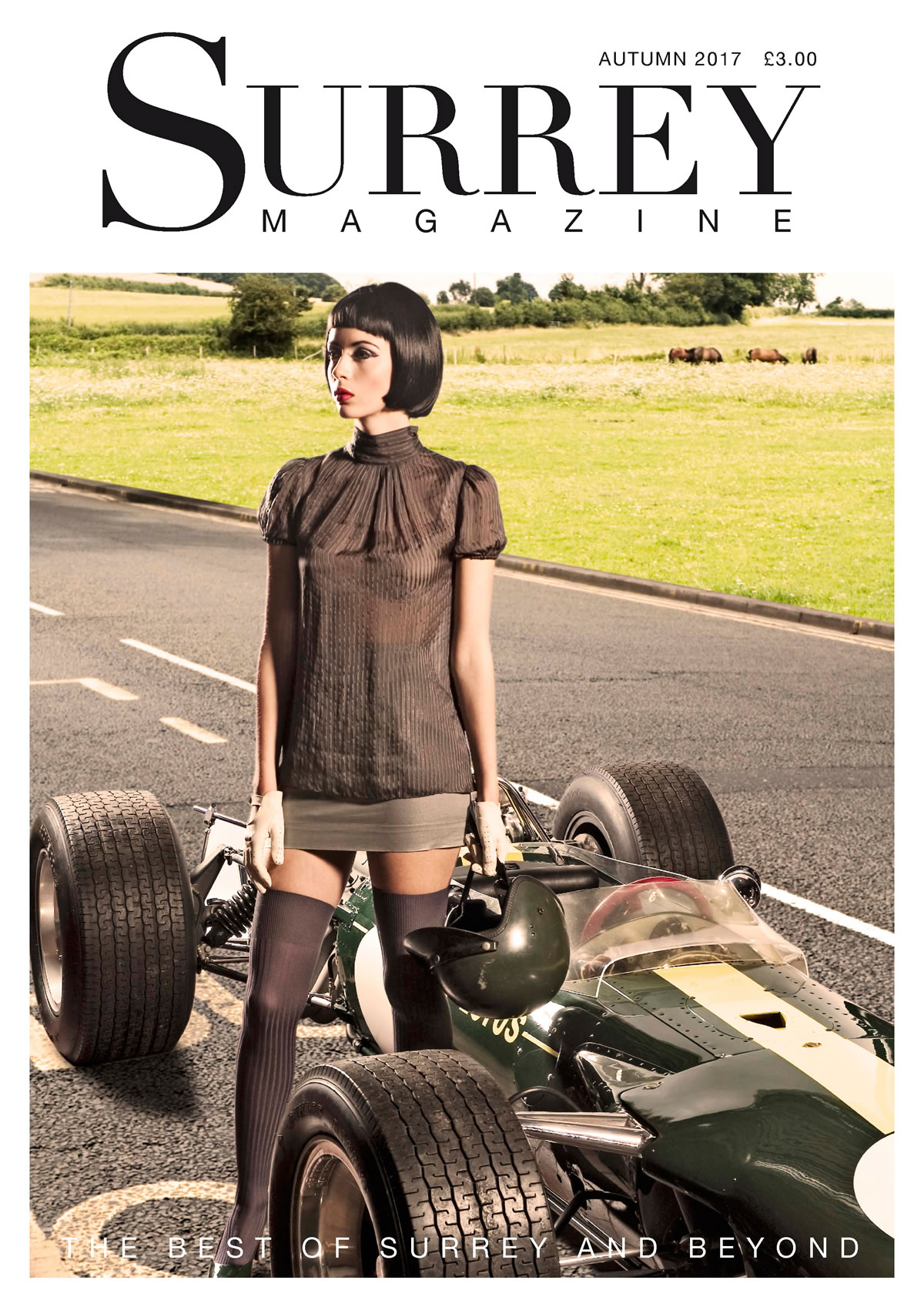 Surrey Magazine Autumn 2017
