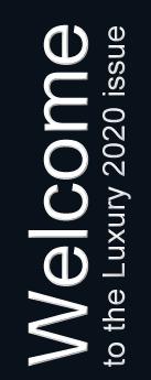 Luxury 2020 Welcome