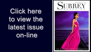 Surrey Magazine Luxury 2020