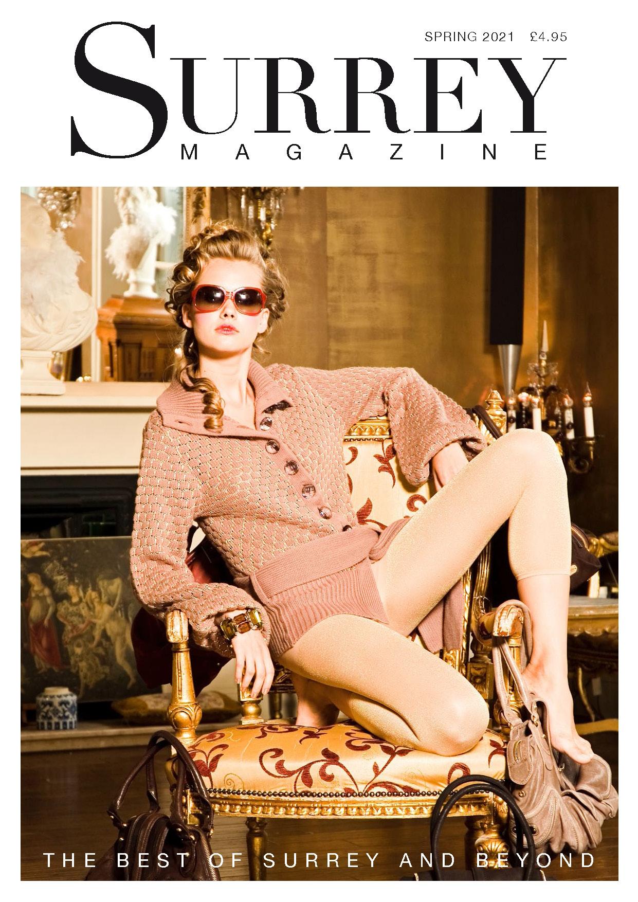 Surrey Magazine Spring 2021