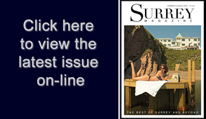 Surrey Magazine spring 2021 Sq